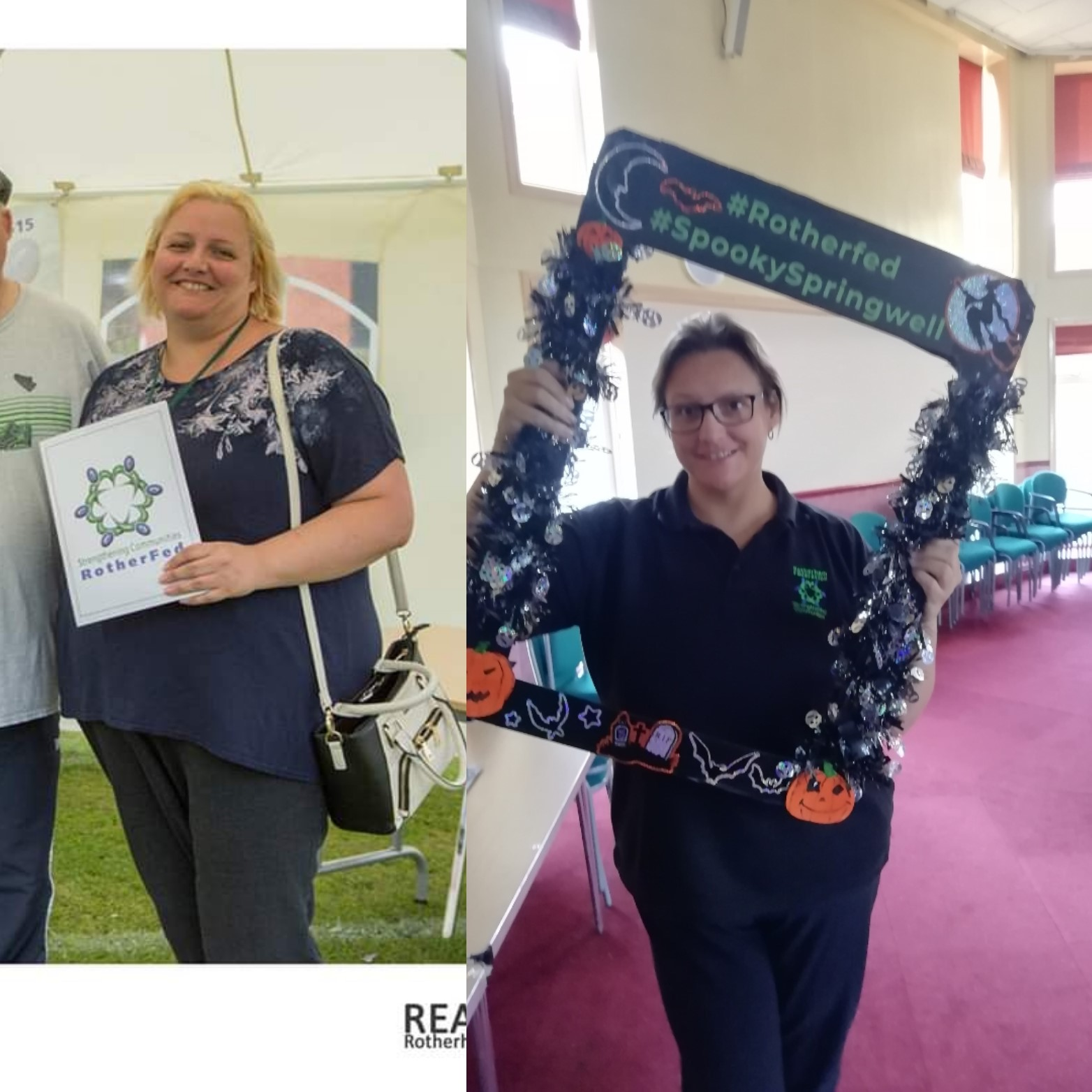 Sarah's Slimming World Success