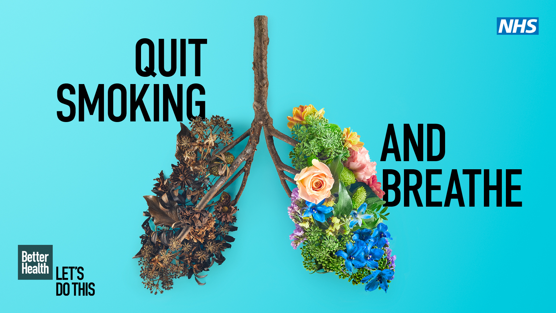 Quit smoking with us this Stoptober