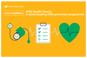 Have you had your FREE NHS Health Check?